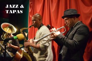 Malaga Tapas and Jazz Show Evening