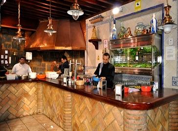 Casa Vicente Restaurant in Malaga